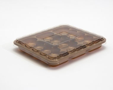 Separate lid for 15 units of dates tray   SN:1351